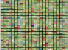 Mints In Stereo, Oil on Linen (81x72cm)